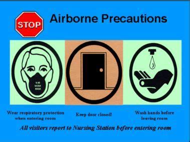 Standard precaution literature review